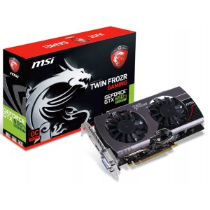 MSI N650Ti TF 2GD5/OC BE