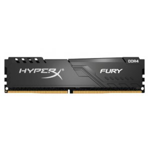 Kingston HX426C16FB3/8 HyperX FURY  8GB 2666MHz DDR4 桌上型記憶體/072620
